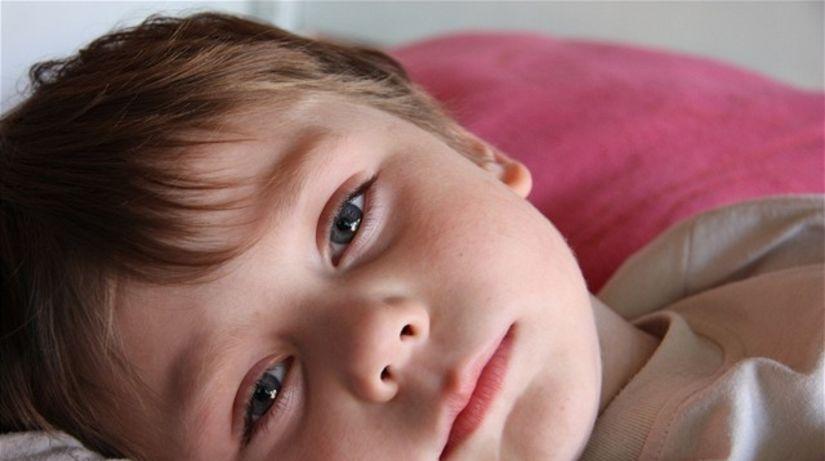 dieťa - smútok - depresia - chudoba