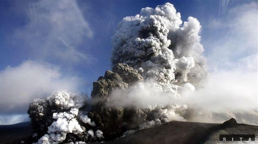 sopka, Island