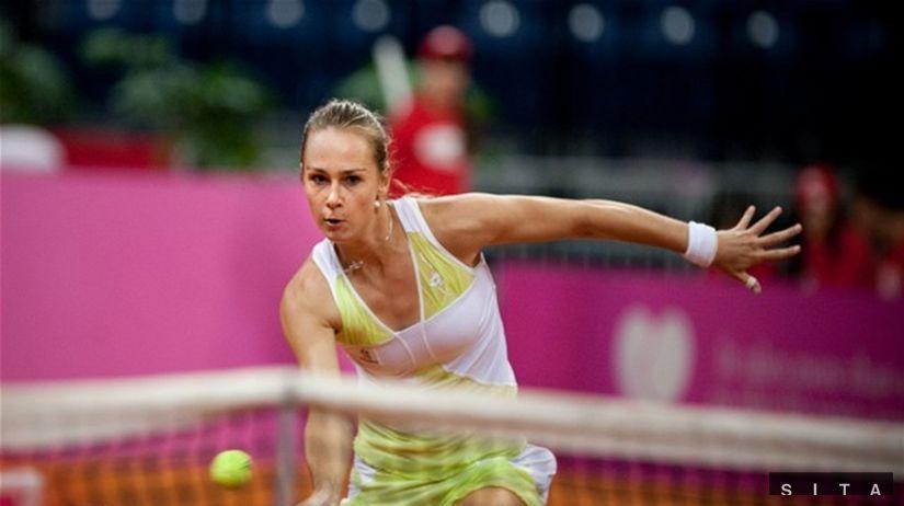 Fed Cup, Magdaléna Rybáriková