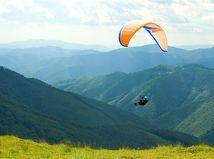 paraglajdista, paraglajding, paragliding