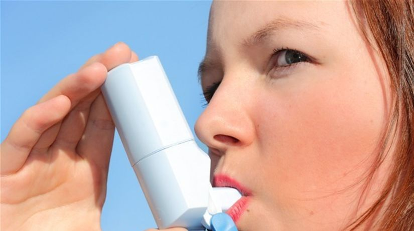 astma - dýchanie - respirátor - nos - nosohltan...