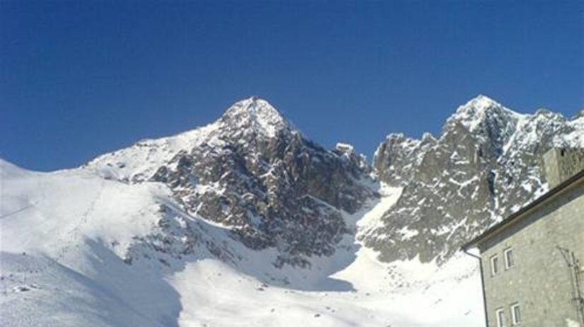 Vysoké Tatry, lyžovanie