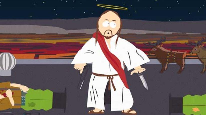 Ježiš očami tvorcov South Parku
