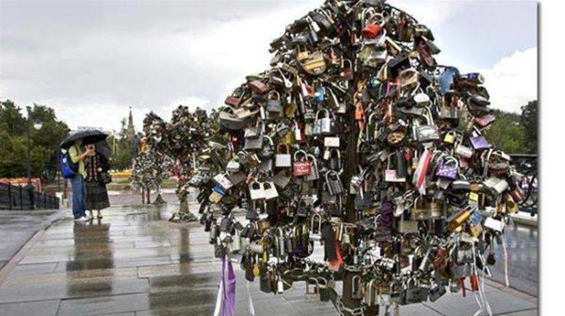 Paríž, most Pont des Arts
