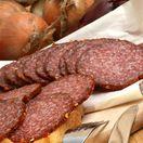 údeniny - saláma - spracované mäso
