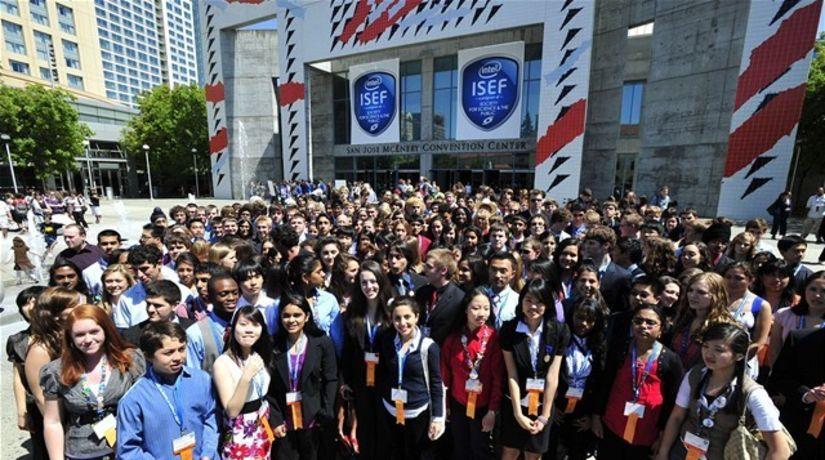 Intel ISEF, súťaž mladých vedcov San Jose