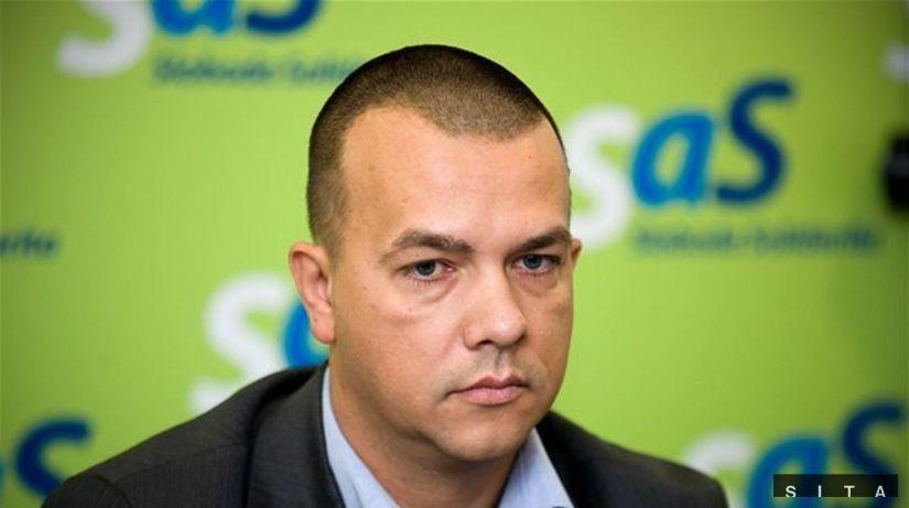 Podpredseda SaS Juraj Miškov