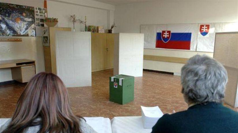 voľby, hlasovanie, urna
