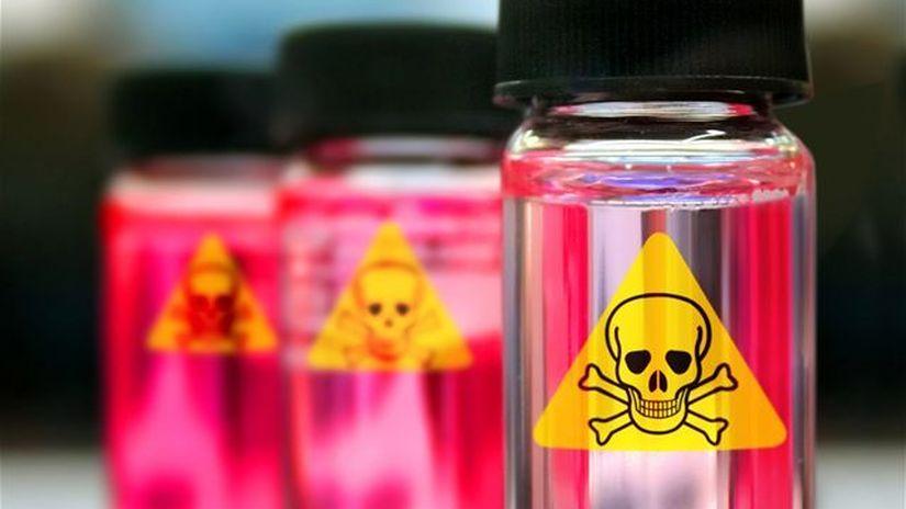 kyselina sírová, chemikálie, otrava, jed