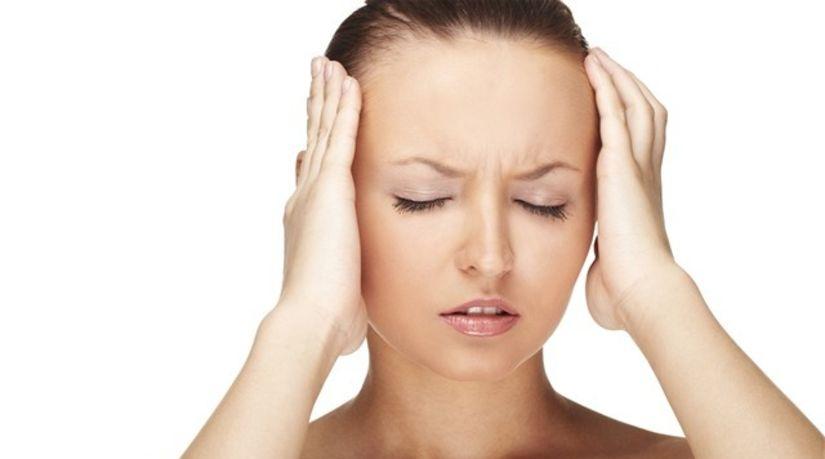 migréna - hlava - bolesť
