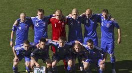 futbal Nový Zéland Slovensko 3