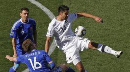 futbal Nový Zéland Slovensko 11