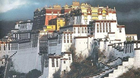 Tibet, Palác Potála