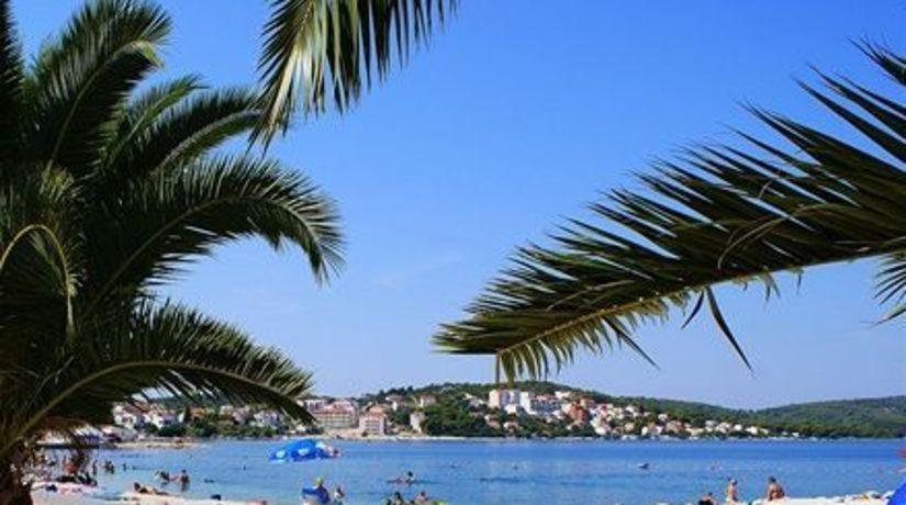 Chorvátsko, More, Trogir
