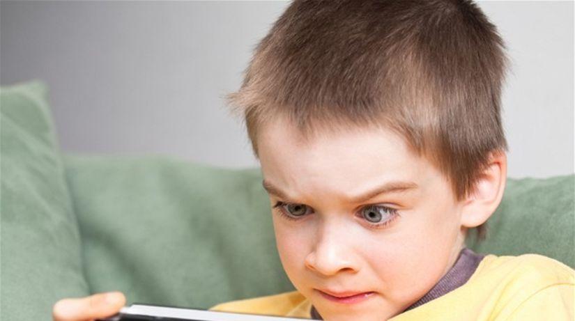 dieťa - videohra - agresivita - hobby
