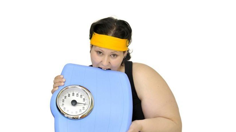obezita - nadváha - metabolické poruchy