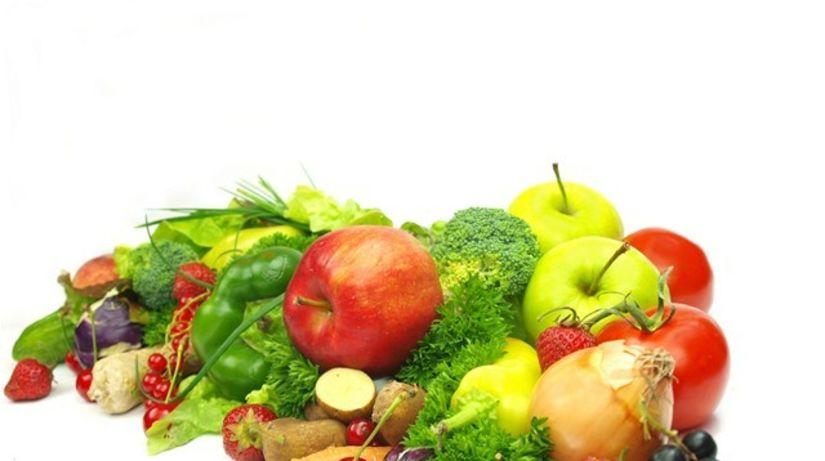 leto - ovocie - sezónne ovocie a zelenina -...