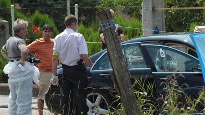 vražda podnikateľa v Topoľčanoch