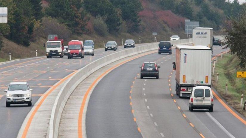 diaľnica, D1, autá, doprava