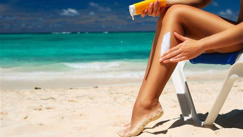 slnko, krém, more, leto, dovolenka, alergia,...