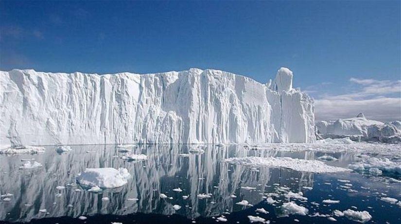 Grónsko, ľadovec