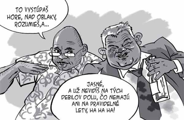 Karikatúra 10.08.2010