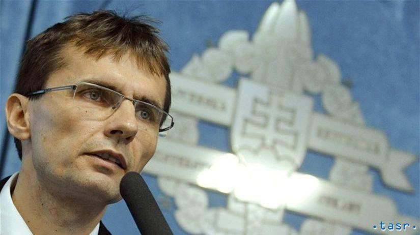 Galko, minister obrany