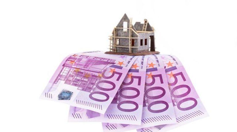 peniaze, dom, stavba, stavebné, sporenie, hypotéka