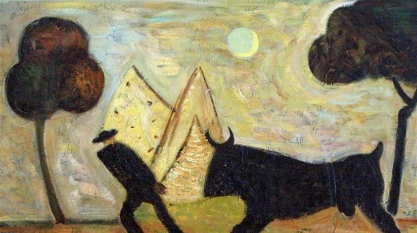 Miloš Alexander Bazovský: Malatinský býk