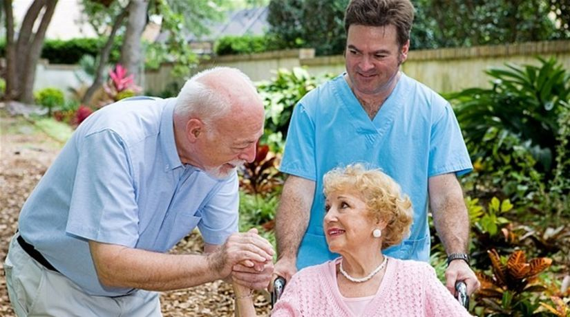 artritída - problém - chôdza - kĺby - staroba