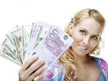 peniaze, euro, bankovky, eurá