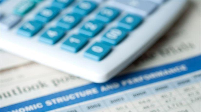 účet, dane, banka