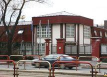 SIS, budova