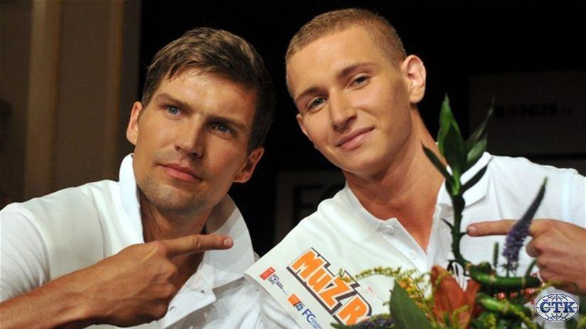 Jan Hájek (vľavo) a Adam Barabáš