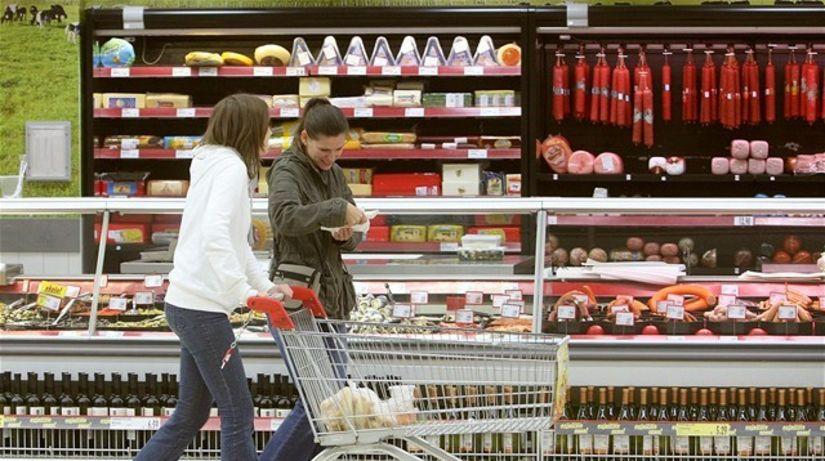 nakupovanie, nákup, potraviny, mäso, inflácia,...