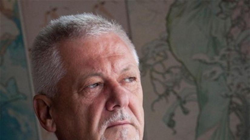 Daniel Líška, predseda klubu vojakov