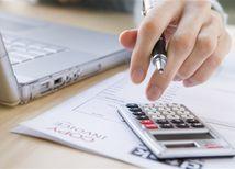 dane, kalkulačka, vyúčtovanie, účet, odvody, dôchodok, výnos