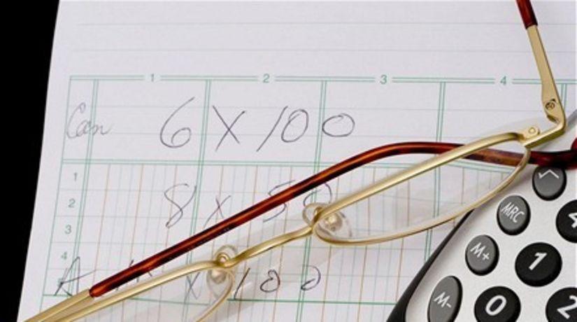 dane, poistenie, odvody, výpočer, okuliare,...