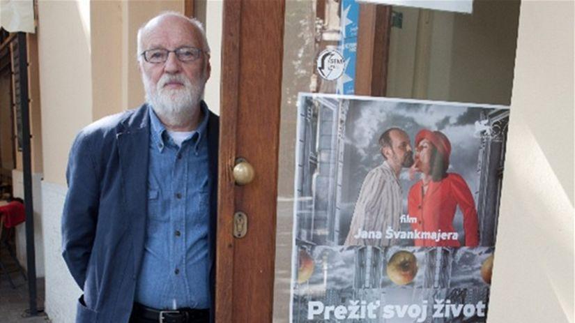 Jan Švankmajer predstavil v Bratislave svoj...