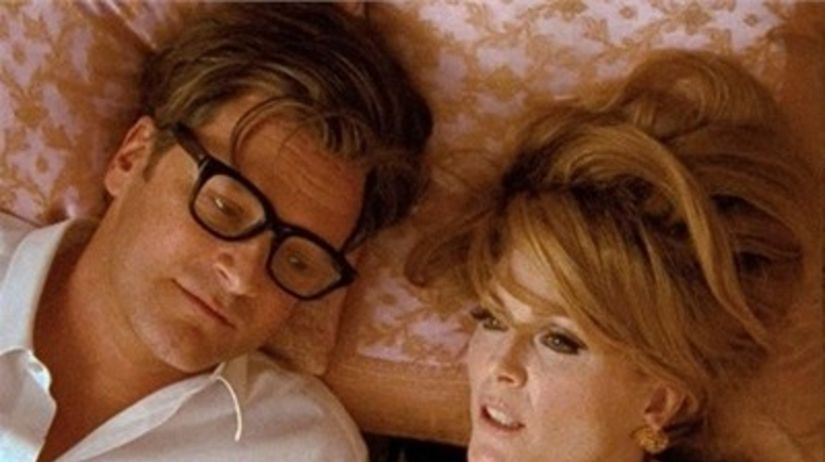 firth latin singles Review: a single man  half-dozen nominations and that colin firth,  psycho hanging over the parking lot where george sweetly rejects the come-on of a latino.