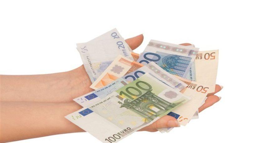 euro, peniaze, eurá, plat, výhra, mzda,...