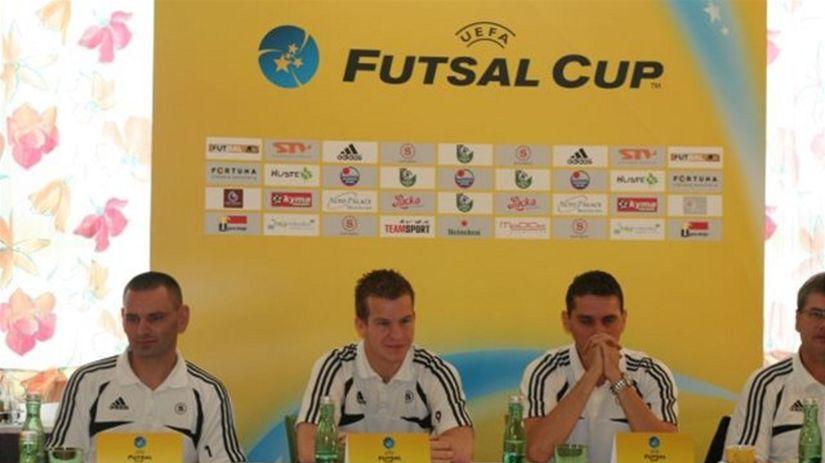 Futsal Cup, Slov-matic, Frič