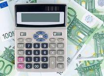 peniaze, euro, eurá, sporenie, dane, odvody, kalkulačka
