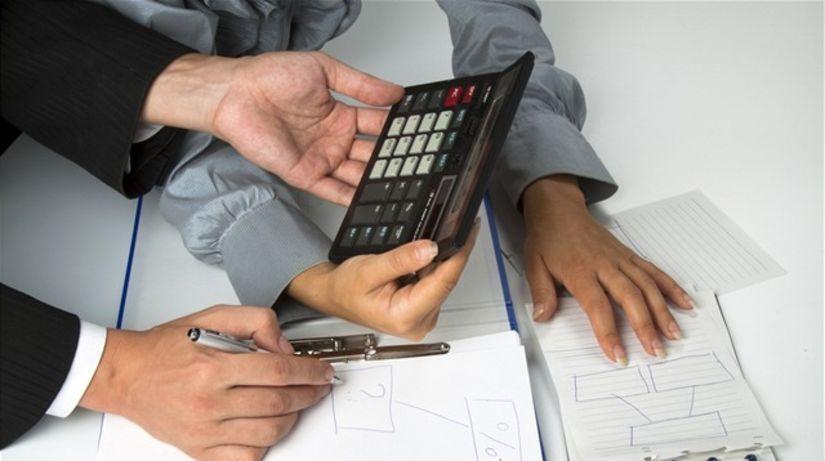 kalkulačka, dane, odvody, sporenie,...