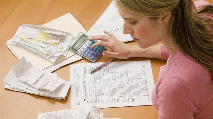 zdravotné poistenie, odvody, dane, daňové...
