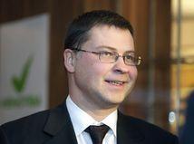 Lotyšsko, Dombrovskis