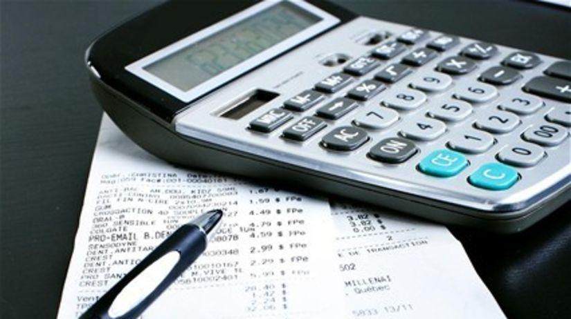 dane, odvody, faktúra, náklady, účet, účty