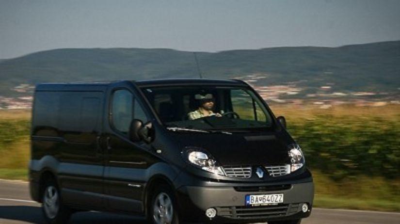 Renault Trafic Black Edition 115