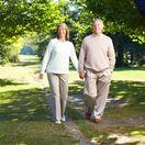 Obyčajná chôdza spomalí starnutie mozgu