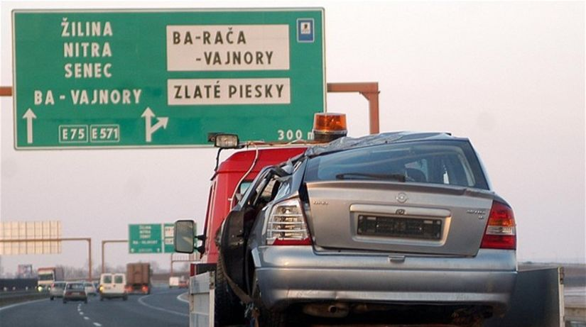 nehoda, havária, auto, pzp, povinné zmluvné...